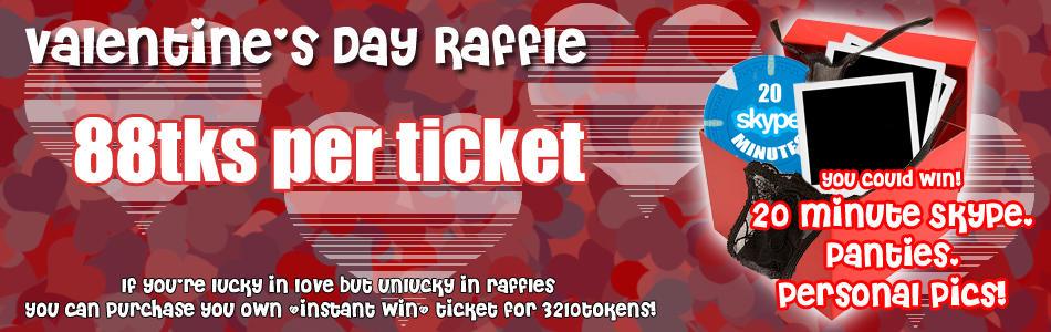 Valentine's Day Raffle