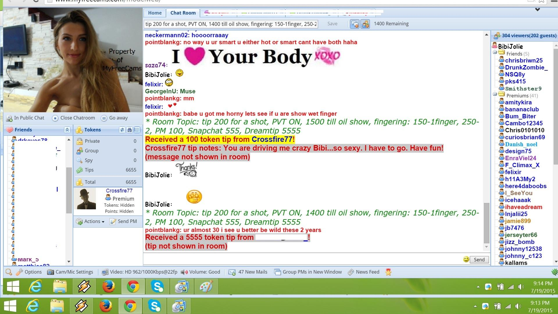 In free teen chat rooms