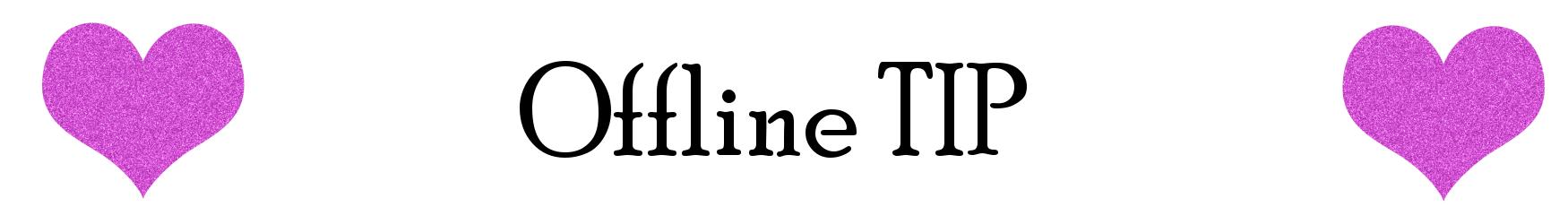 offlinetip