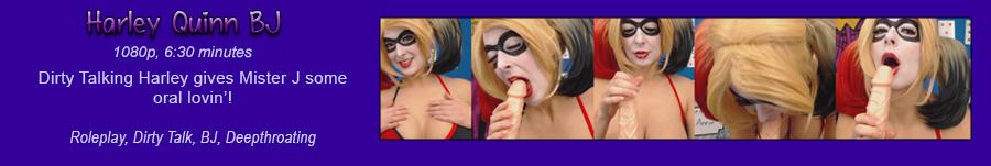 Harley Quinn BJ