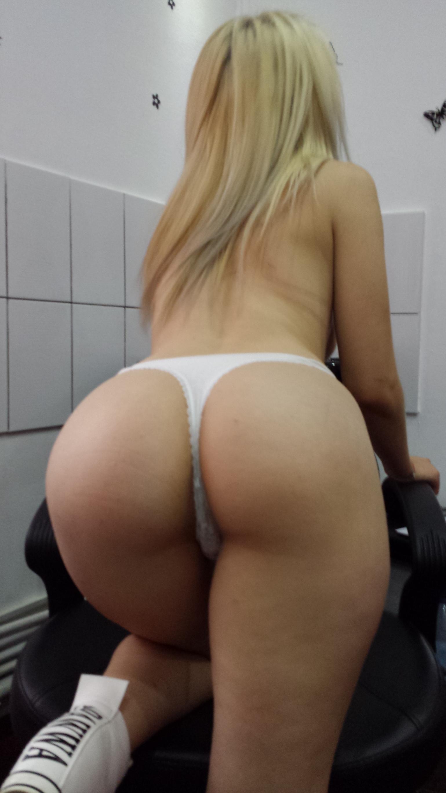 big white booty anal