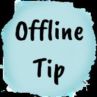 offline tip