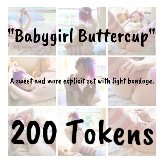 babygirl buttercup