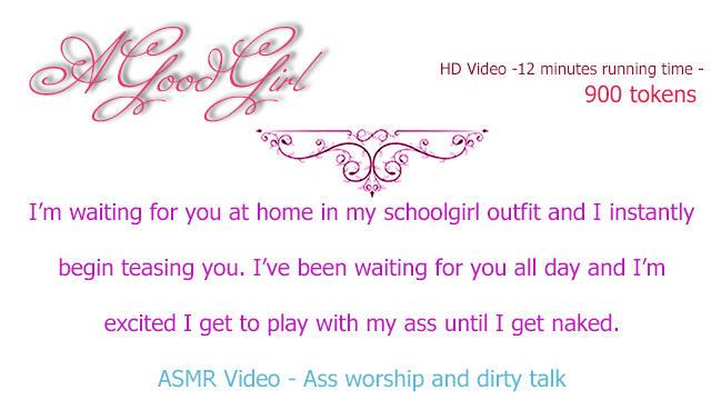 A good Girl description