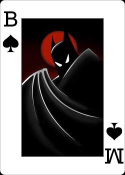 Robin Squad Card