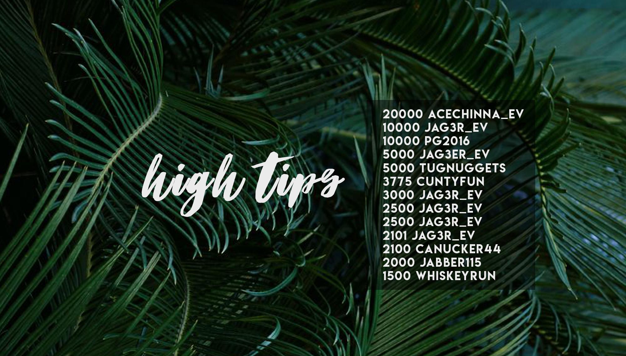Hightips