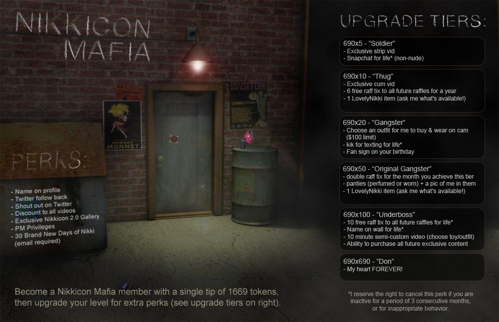 Nikkicon Mafia 1669