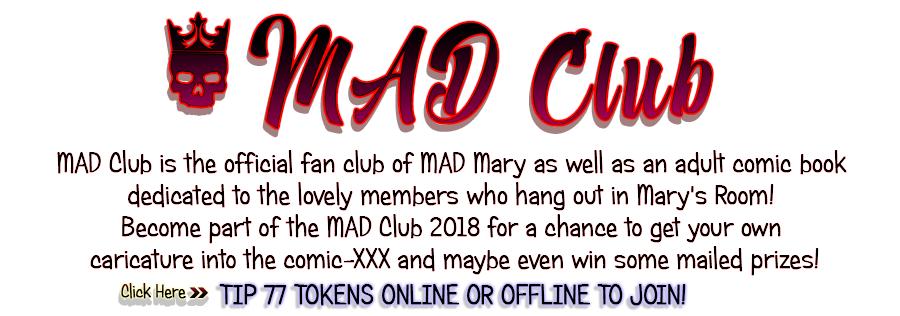 2017 MAD Club!