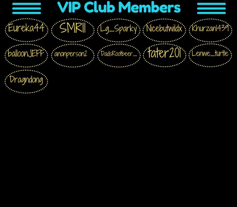 VIP Club Members