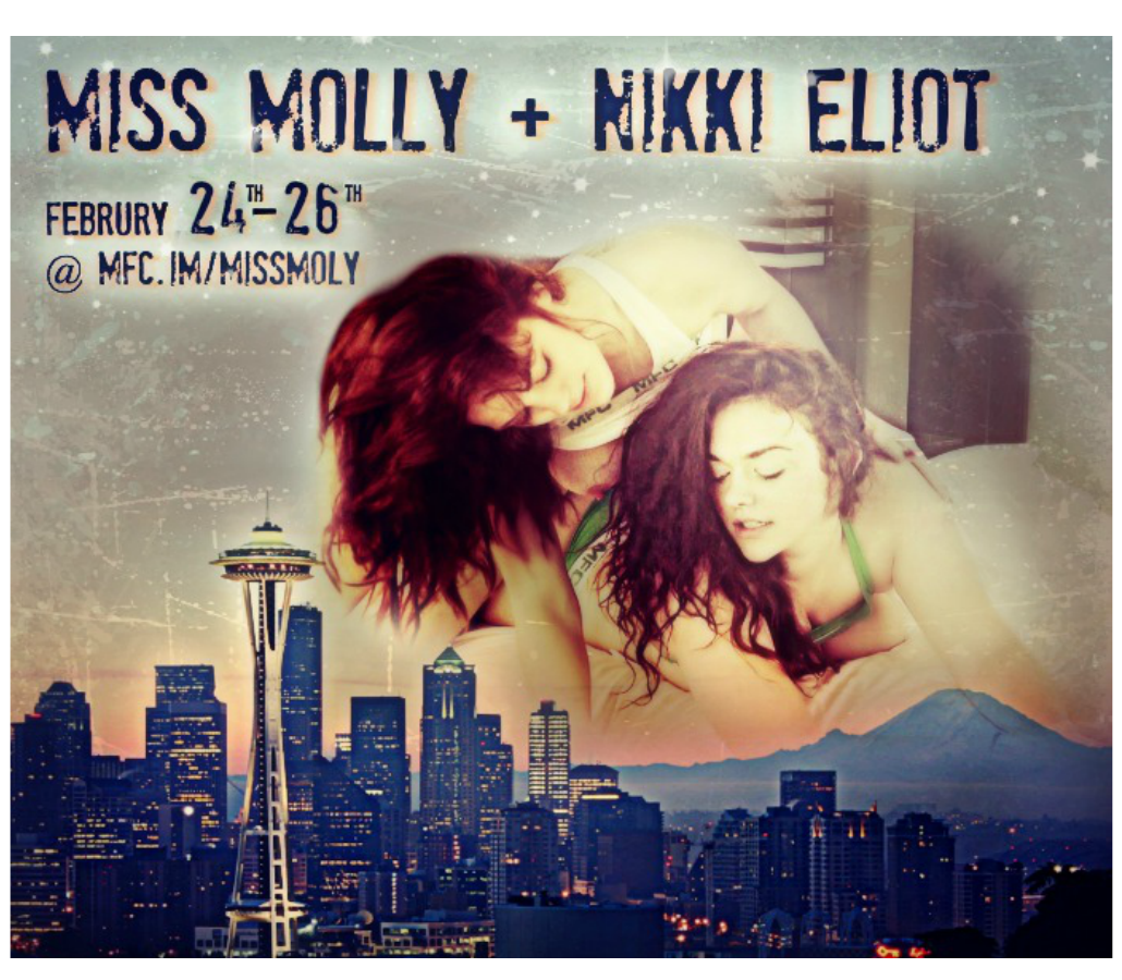 Miss Molly + Nikki Eliot